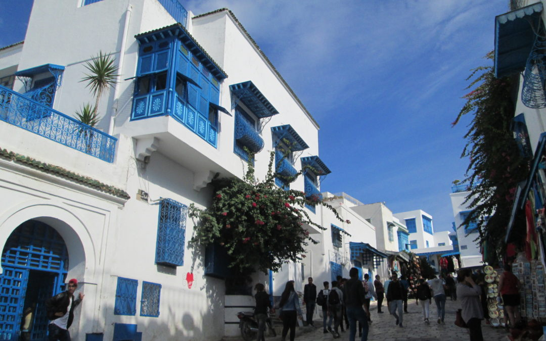Tunisië, die groene
