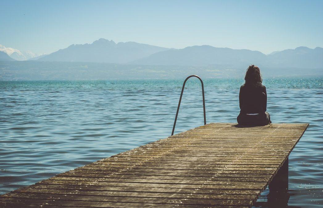 Vergrootglas op expat-depressie