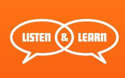 Onderneming in die Kollig: Listen & Learn