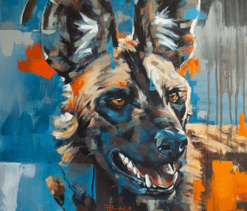 Artist in the Spotlight: Frank Pretorius