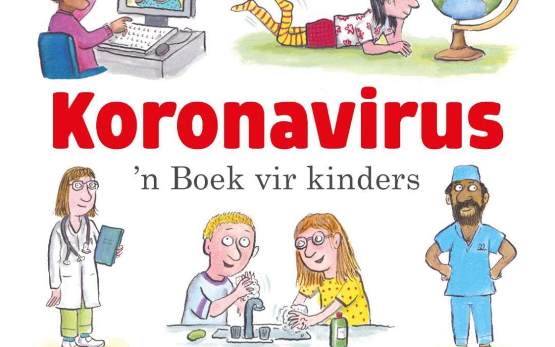 Boek van die week: Koronavirus: 'n boek vir kinders