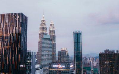Kuala Lumpur: Van Petronas-tweelingtorings na Heli Lounge Bar