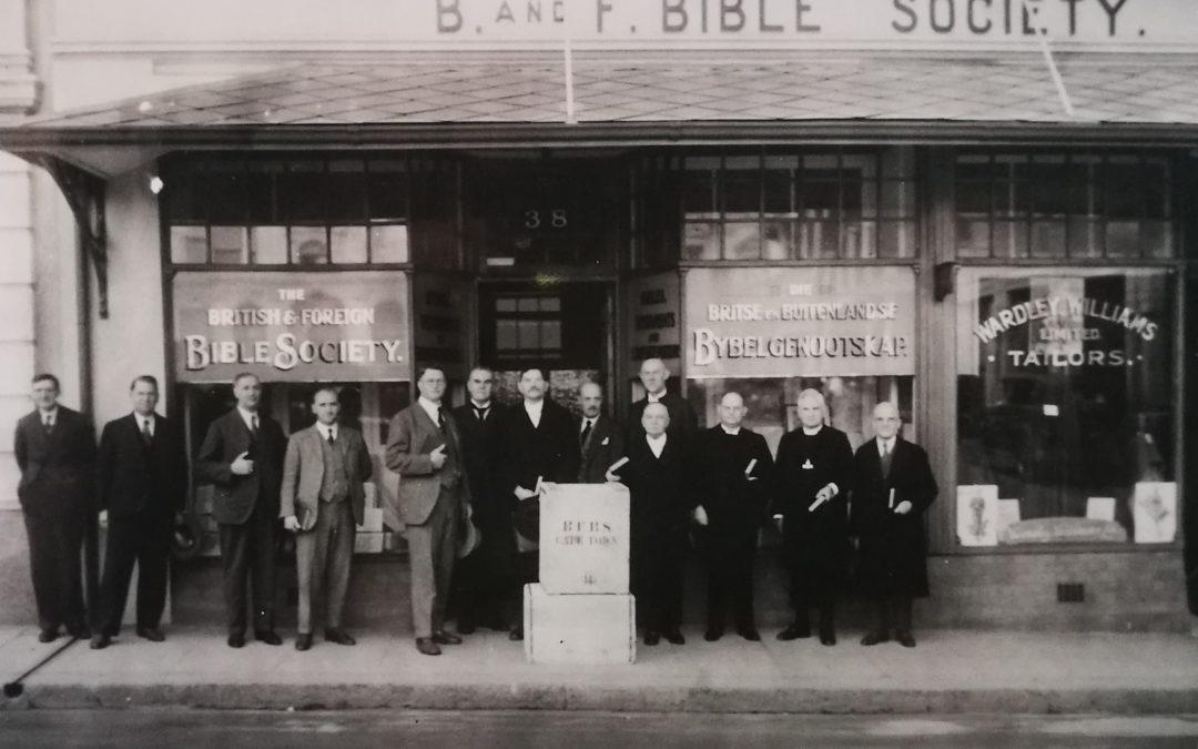 Die Bybel – in AFRIKAANS!