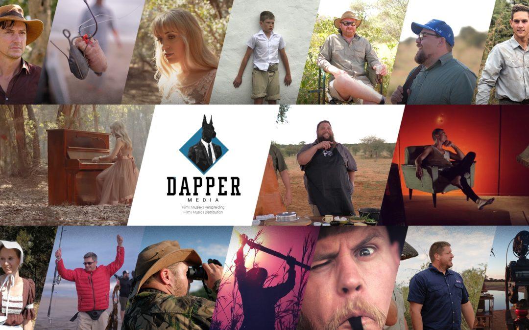 Dapper Media – 'n vermaaklikheidsplatform met styl!