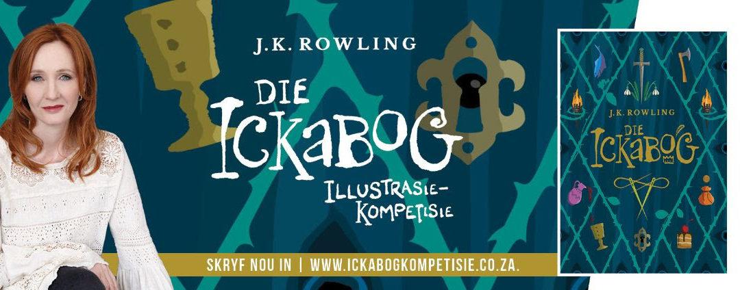 Tekenkompetisie en kinderverhaal deur JK Rowling, gratis aanlyn in Afrikaans