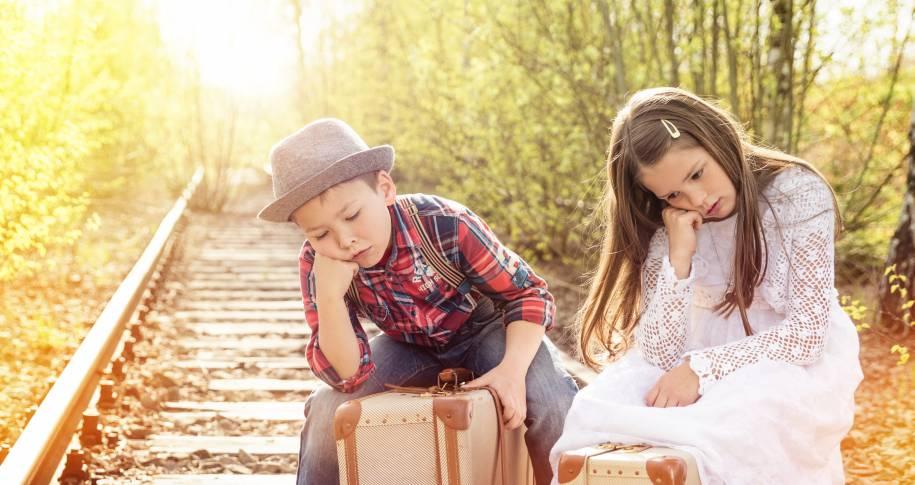 Emigrasie en verhuising: Maak dit maklik vir jou kinders