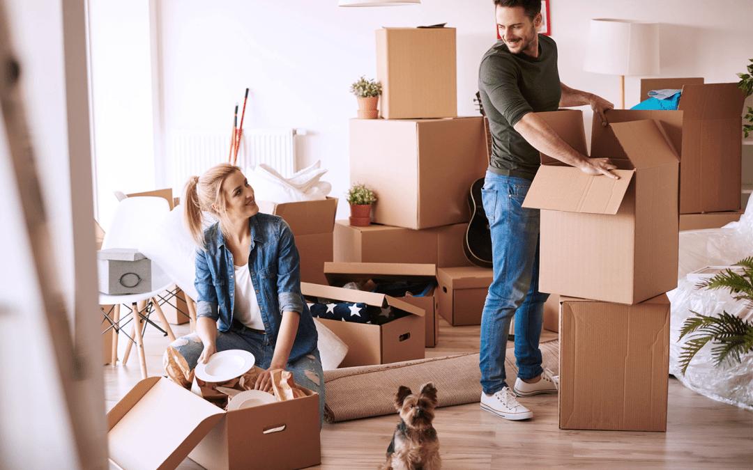 Die uitdagings van verhuising en emigrasie