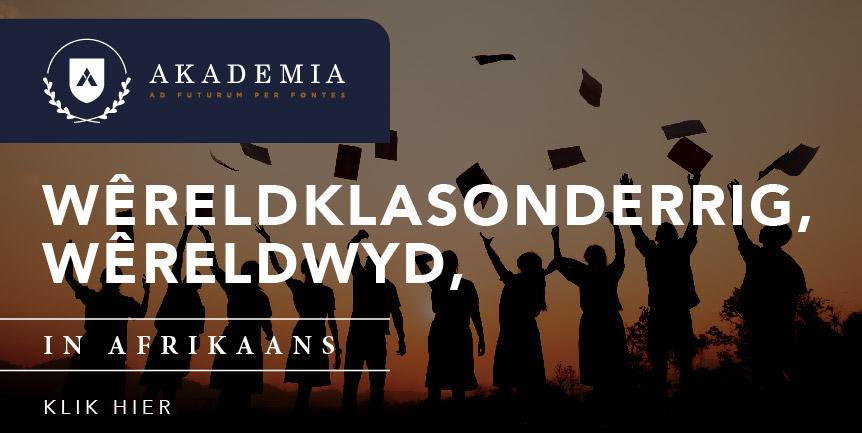 Akademia wen CIMA-toekenning vir uitnemendheid