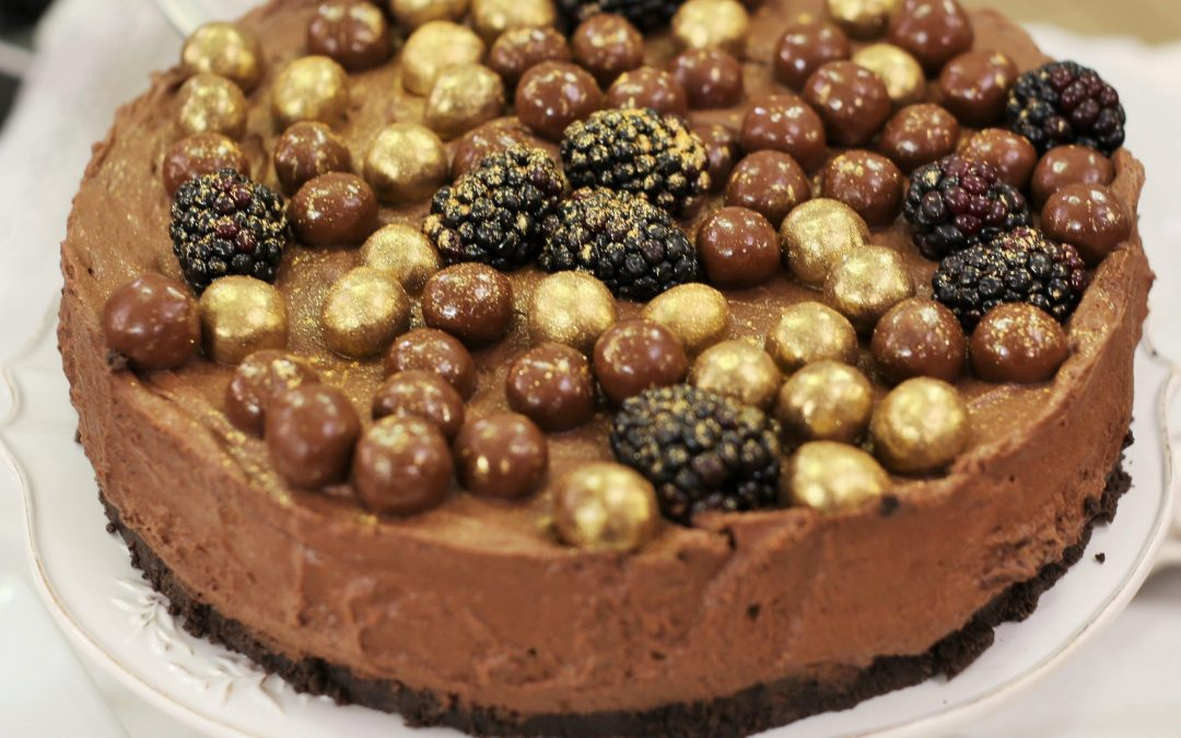 Resep: Sjokolademousse-kaaskoek