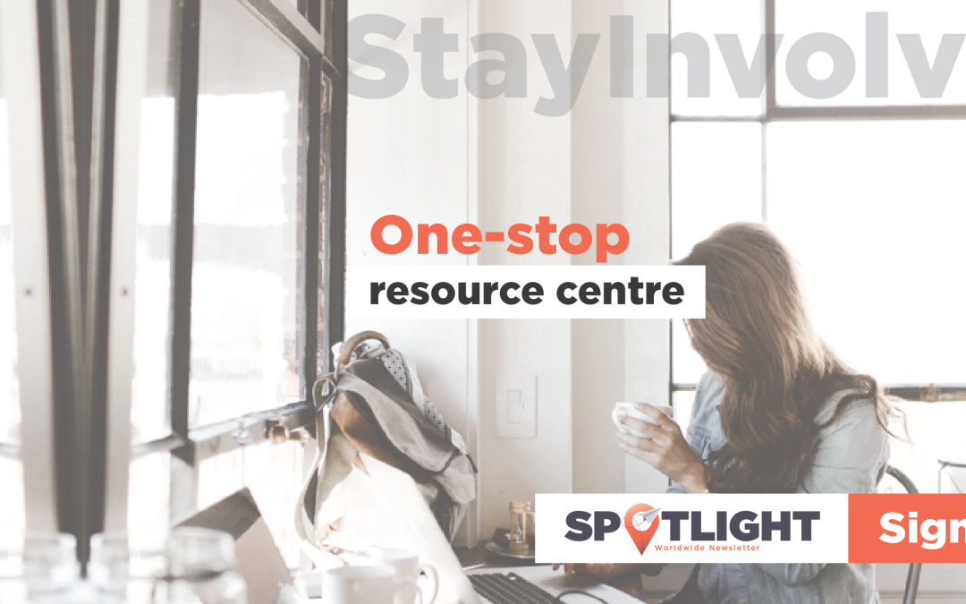 Spotlight newsletter: One-stop resource centre