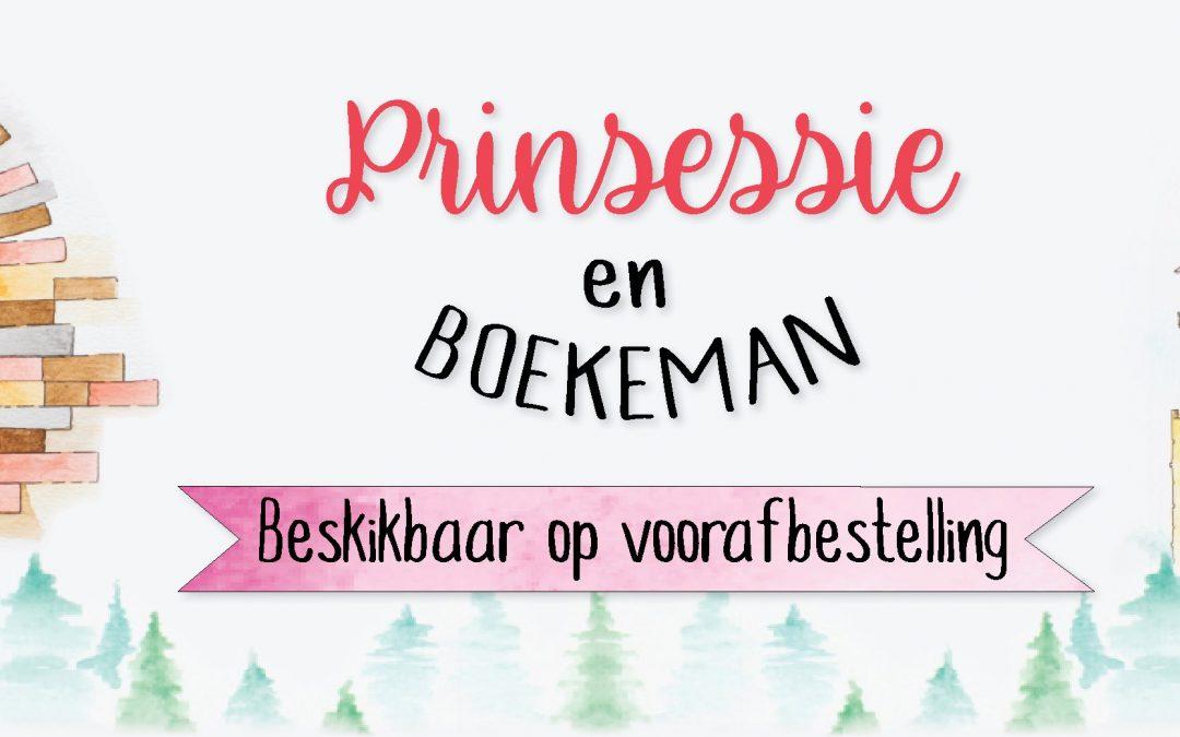 Boek van die week: Prinsessie en Boekman