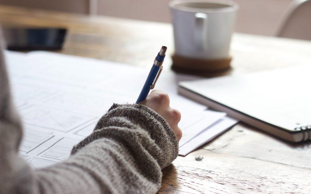 Help 'n kind om te studeer