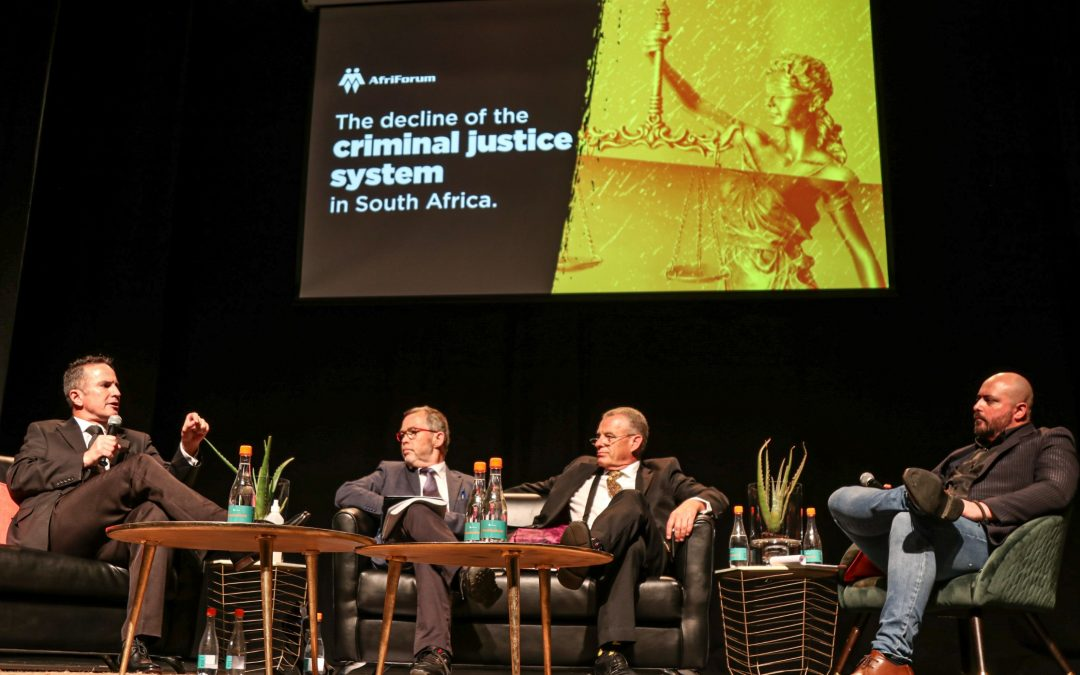 Conference on the decline of the criminal justice system: An alternative to the sinking ship of justice