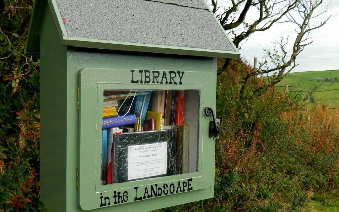 Is daar 'n eerlikheidsbiblioteek naby jou?